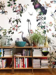 Botanical Wallpaper for Walls