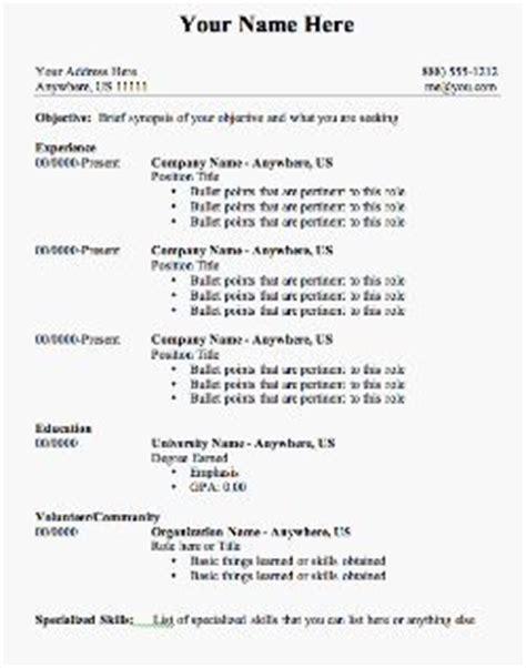 Basic Customer Service Resume by The World S Catalog Of Ideas
