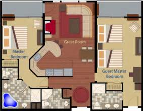 Two Floor Bed Cape Codder Residence Club Floor Plans Two Bedroom Fractional Ownership On Cape Cod