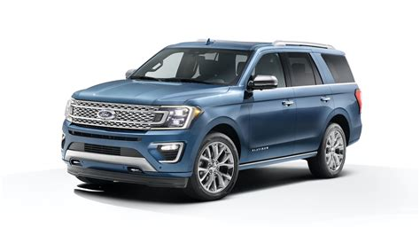 New Ford Suv 2018 by Ford Back In Big Suv With 2018 Expedition