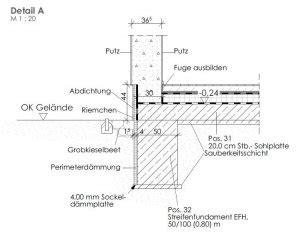abdichtung sockel bodenplatte hilfe abdichtung des sockels in ordnung