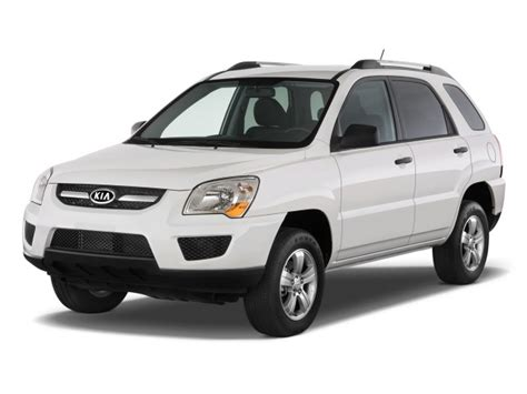 2009 Kia Sportage Reviews by 2009 Kia Sportage Review Ratings Specs Prices And