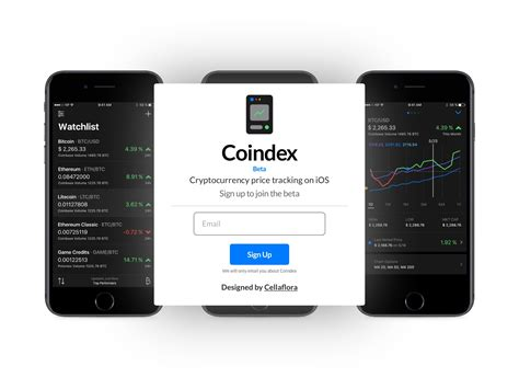 This can happen if the project fails, a critical software bug is found, or there are newer more innovative digital currencies that would take over its place. Coindex: Cryptocurrency price tracker on iOS - Bitcoin, | BetaList