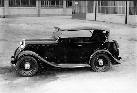 Fiat 508 Balilla Tre Marce 1932 Auto Depoca Per Vendita