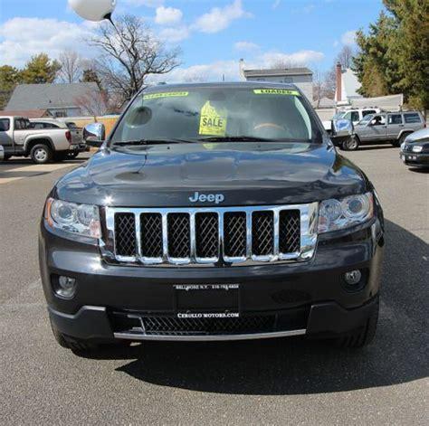 dark gray jeep grand cherokee buy used 2011 jeep grand cherokee 39 overland 39 18k miles