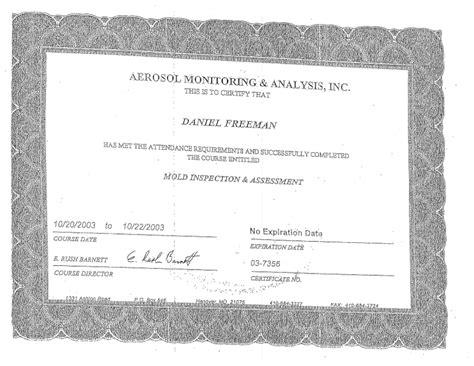 licenses envirotex northern virginia mold  asbestos