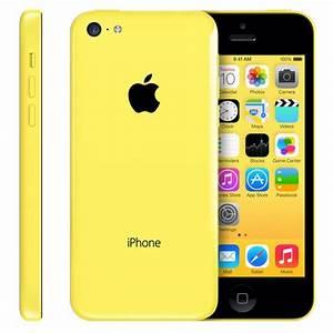 Apple iPhone 5C 8GB 4G LTE Yellow Smart Phone ATT ...