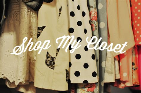 all things simplified shop my closet