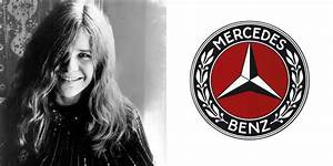 Janis Joplin Mercedes Benz : great songs made silly unfortunate uses of classic tunes in commercials ~ Maxctalentgroup.com Avis de Voitures