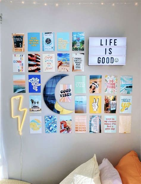 This website is a participant in the amazon services llc associates program, an affiliate advertising program designed to provide a means for sites to earn fees by advertising ad linking to amazon.com and affiliated sites. 25 Cool Poster Decor Ideas For College Dorm Room   HomeMydesign