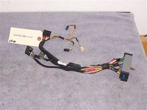 Sell 02 03 04 05 06 Gmc Envoy Steering Column Wire Wiring