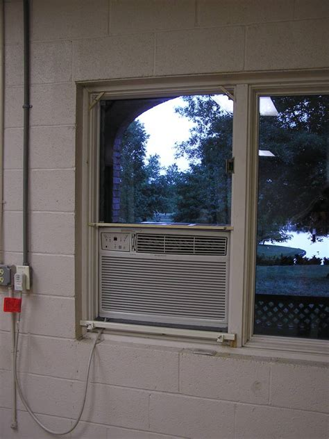 software air conditioners casement windows