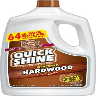 Quick Shine 64 Oz Hardwood Floor Luster