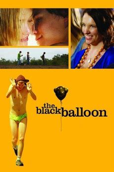 black balloon  directed  elissa