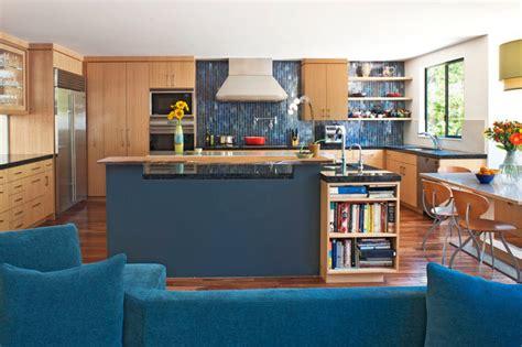 endo renovation contemporary kitchen los angeles