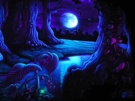 psychedelic dark forest mix db youtube