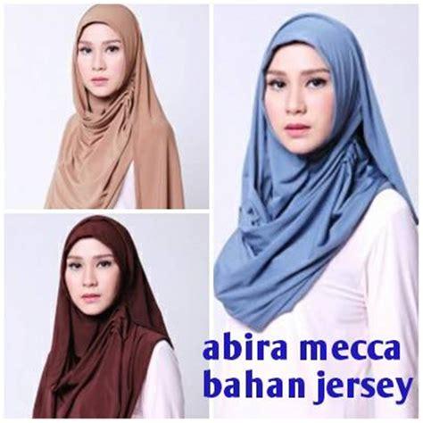 jilbab pashmina instan abira model terbaru bundakunet