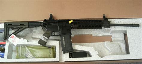 SIG M/516 PATROL,16inch .556 Rifle, 30rd mag OD green