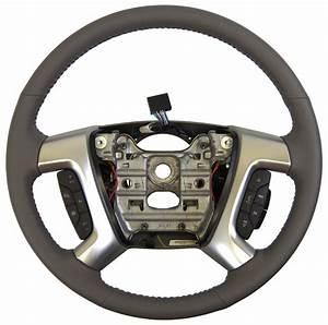 Gm Steering Wheel Wiring : 2013 2017 chevy traverse steering wheel titanium grey ~ A.2002-acura-tl-radio.info Haus und Dekorationen
