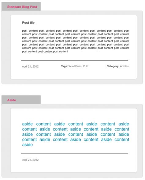 get template part tighter and leaner templates with get template part