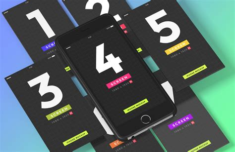 Support iphone mockup, ipad mockup, android mockup and tv mockup. Free iPhone & Mobile Screens Mockups PSD - Best Free Mockups