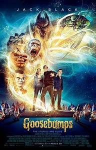 Goosebumps DVD Release Date January 26, 2016