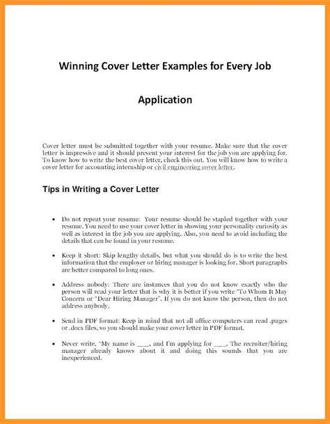 accountant cover letter sample  loginnelkrivercom