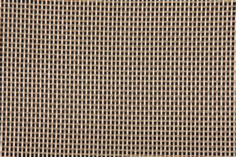 woven vinyl mesh sling chair outdoor fabric in gilded 7
