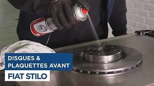Changer Les Plaquettes : fiat stilo changer les disques et plaquettes de frein avant youtube ~ Maxctalentgroup.com Avis de Voitures