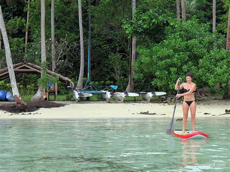 Uepi Island Resort, Solomon Islands / Solomons