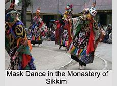 Folk Dances of Sikkim, Indian Dances