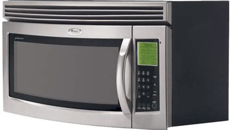 Whirlpool GH6177XPS 1.7 Cu. Ft. Over the Range g2microven