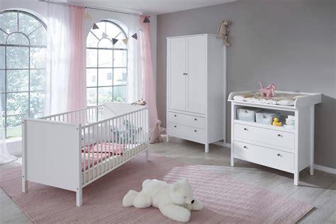 Trendteam Ole Babyzimmer Weiß 601  Möbel Letz Ihr
