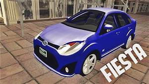 Ford Fiesta Rocam Sedan 2014 Gta Sa