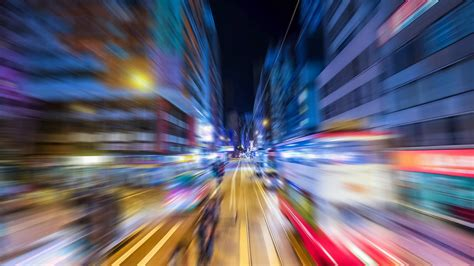blurred city background images blurred city lights