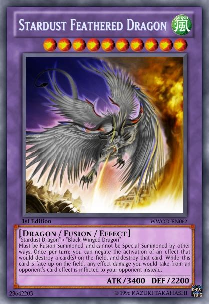 stardust feathered dragon  lightkeyblademaster  deviantart