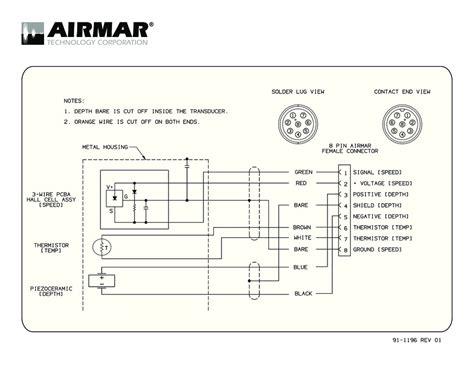 Standard Horizon Wiring Diagram by Airmar Wiring Diagram Sitex 8 Pin Blue Bottle Marine