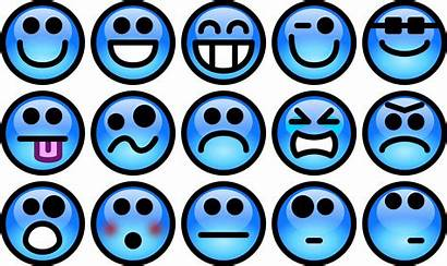 Feeling Clipart Emotions Transparent Smiley Webstockreview Glossy