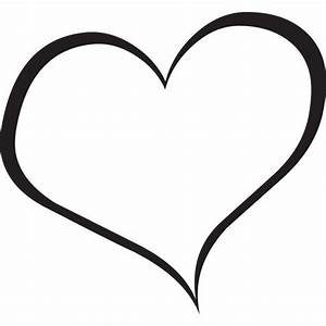 Heart black and white clipart heart black and white free ...