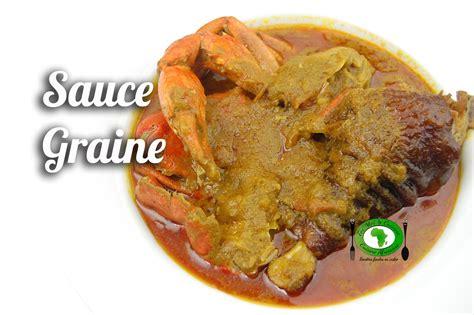 cuisine sauce ivoirienne sauce graine côte d 39 ivoire tchop afrik 39 a cuisine
