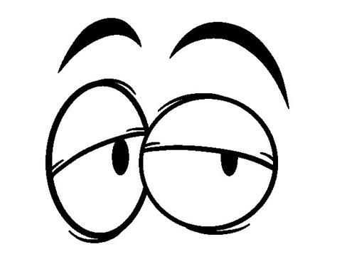 disegni di occhi da colorare disegno di occhi da colorare acolore