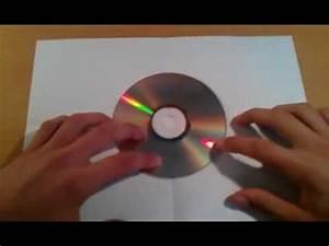 Cd Hülle Basteln : cd h lle selber machen papier h lle basteln ~ Whattoseeinmadrid.com Haus und Dekorationen