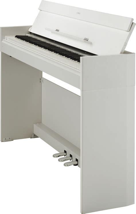 yamaha ydp s52 yamaha arius ydp s52 digital piano white nearly new at gear4music