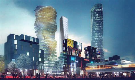 porte de la chappelle projects construction page 306 skyscrapercity