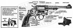 Revolver Diagram Gun