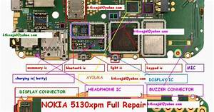 5130 Full Pcb Motherboard Layout Wiring Diagram