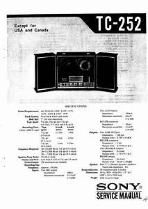Sony Tc-252