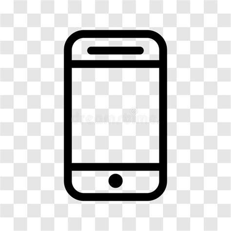 Mobile Icon  Vector Iconic Design Stock Vector