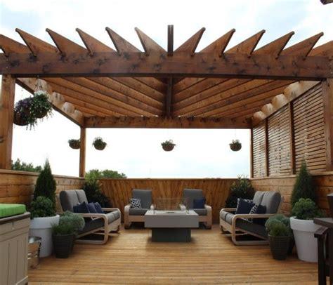 rooftop deck ideas rooftop pergolas a creative bar ideas pergolas rooftop and rooftop deck