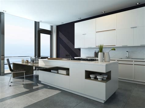 cuisine ilot centrale design ilot de cuisine pourquoi on craque 123devis com